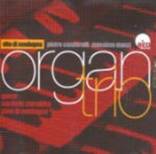CD Organ Trio Plus Guests di Vito Di Modugno