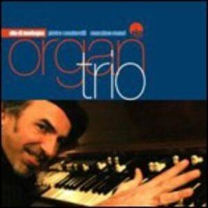 Foto Cover di Organ Trio vol.2, CD di Vito Di Modugno, prodotto da Red Records