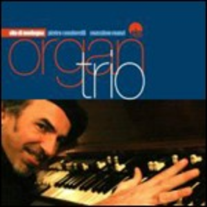 CD Organ Trio vol.2 di Vito Di Modugno