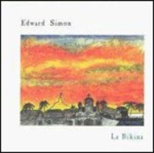 Foto Cover di La Bikina, CD di Edward Simon, prodotto da Red Records