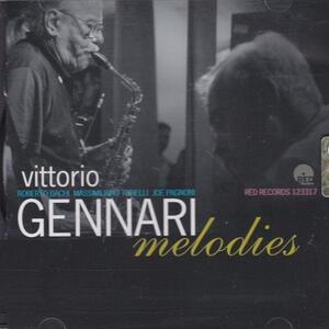 Melodies - CD Audio di Vittorio Gennari
