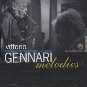 CD Melodies di Vittorio Gennari