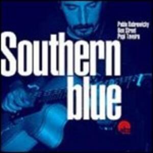 Southern Blue - CD Audio di Pablo Bobrowicky