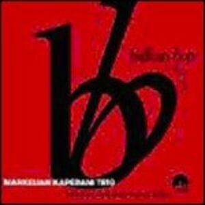 CD Balkan Bop di Markelian Kapedani