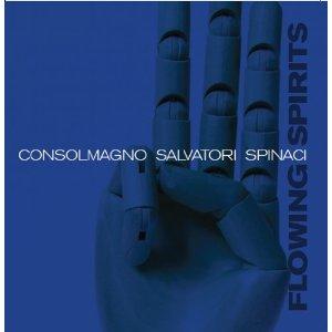 CD Flowing Spirits Peppe Consolmagno , Nicola Salvatori , Simone Spinaci