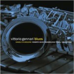 Blues - CD Audio di Vittorio Gennari