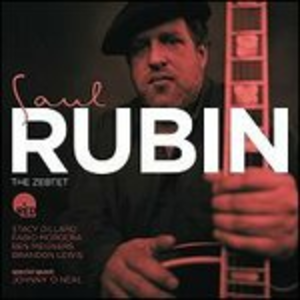 CD The Zebtet di Saul Zebulon Rubin