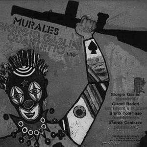 Murales - Vinile LP di Giorgio Gaslini