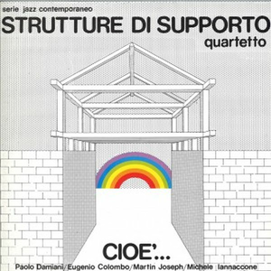 Vinile Cioè Strutture di Supporto (Quartetto)