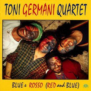 CD Blue e rosso (Red and Blue) di Toni Germani (Quartet)