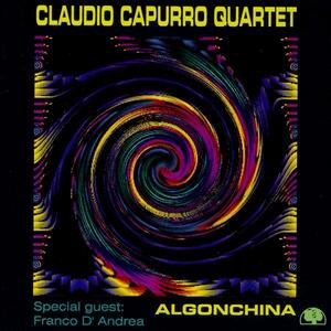 Algonchina - CD Audio di Claudio Capurro