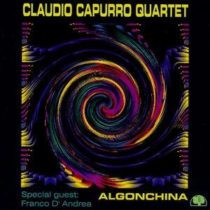 CD Algonchina di Claudio Capurro (Quartet)