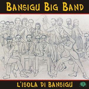 CD L'isola di Bansigu di Bansigu Big Band