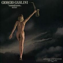Monodrama - Vinile LP di Giorgio Gaslini