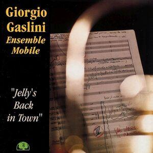 CD Jelly's Back in Town di Giorgio Gaslini (Ensemble Mobile)