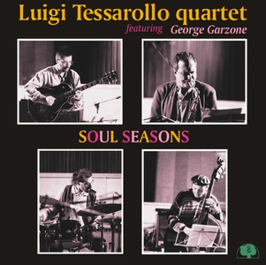 CD Soul Seasons di Luigi Tessarollo (Quartet)
