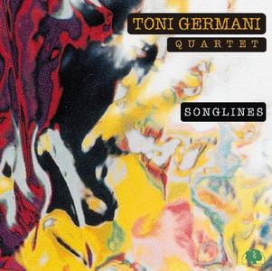 CD Songlines di Toni Germani (Quartet)