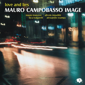 CD Love and Lies di Mauro Campobasso