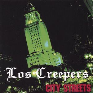 Foto Cover di City Streets, CD di Los Creepers, prodotto da Smelvis