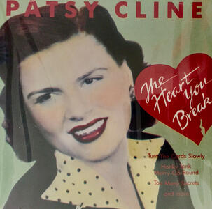 The Heart You Break - CD Audio di Patsy Cline