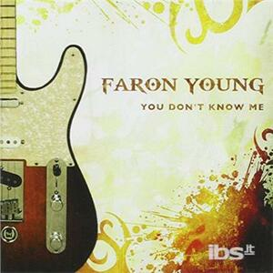 You Don't Know Me - CD Audio di Faron Young