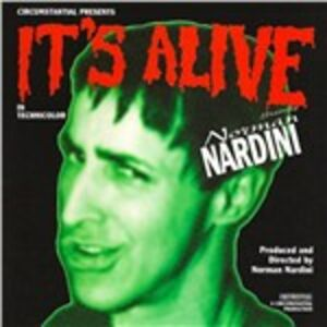 Foto Cover di It's Alive!, CD di Norman Nardini, prodotto da Mvd
