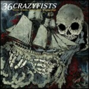 CD The Tide and Its Takers di 36 Crazyfists