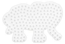 Hama Beads 319 schema per decorazione con perline