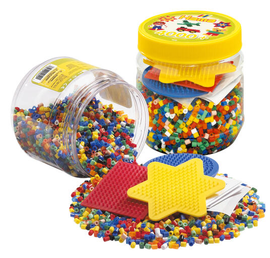 Beads And Pegboards Barattolo - 4