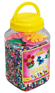 Hama Beads 2064 schema per decorazione con perline