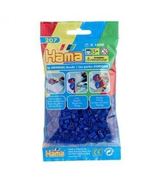 Bustina 1000 perline blu - 2