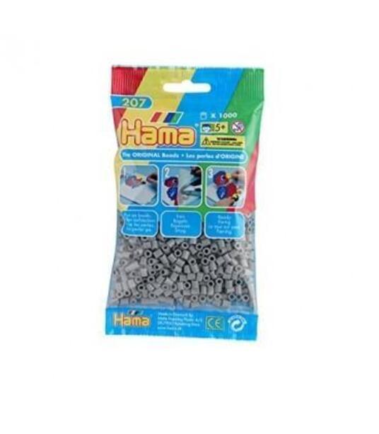 Bustina 1000 perline grigio