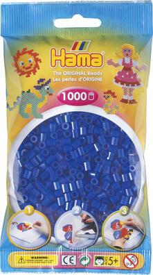 Hama Beads 207-36 profilo Tube bead Blu 1000 pezzo(i)