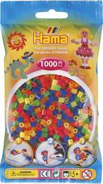 Hama Beads 207-51 profilo Tube bead Multicolore 1000 pezzo(i)