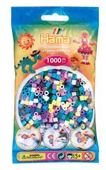 Hama Beads 207-69 profilo Mix di perline Multicolore 1000 pezzo(i)