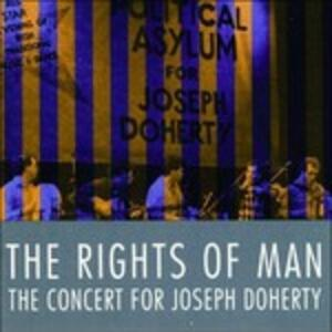 Rights of a Man - CD Audio