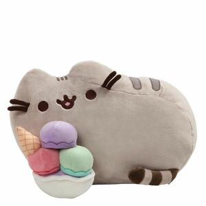 Pusheen Ice Cream Sundae Peluche