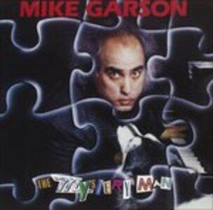 Foto Cover di Mystery Man, CD di Mike Garson, prodotto da Chase Music Group