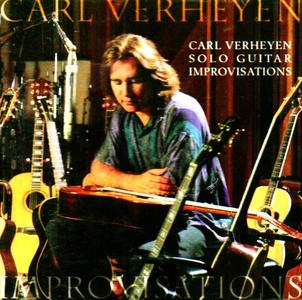 CD Solo Guitar Improvisation di Carl Verheyen