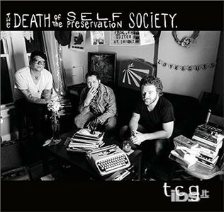 CD Death Of The Self.. di Two Cow Garage