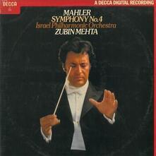 Symphony - Vinile LP di Gustav Mahler