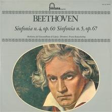 Symphonies - Vinile LP di Ludwig van Beethoven