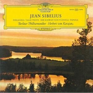 Finlandia Op.26 - Vinile LP di Jean Sibelius,Herbert Von Karajan