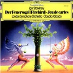 Vinile L'uccello di fuoco (L'oiseau de feu) - Jeu de Cartes Igor Stravinsky