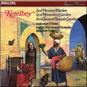 CD In un mercato persiano di Albert William Ketelbey