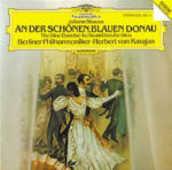 CD Sul bel Danubio blu Johann Strauss Herbert Von Karajan Berliner Philharmoniker