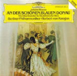 CD Sul bel Danubio blu di Johann Strauss