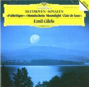 CD Sonate per pianoforte n.8, n.13, n.14 di Ludwig van Beethoven