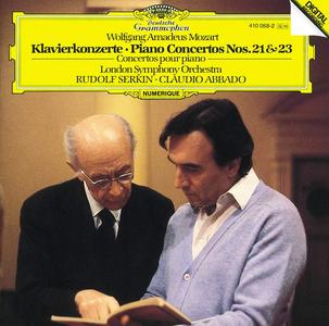 CD Concerti per pianoforte n.21, n.23 di Wolfgang Amadeus Mozart