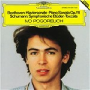 CD Sonata per pianoforte n.32 / Studi sinfonici - Toccata Ludwig van Beethoven , Robert Schumann
